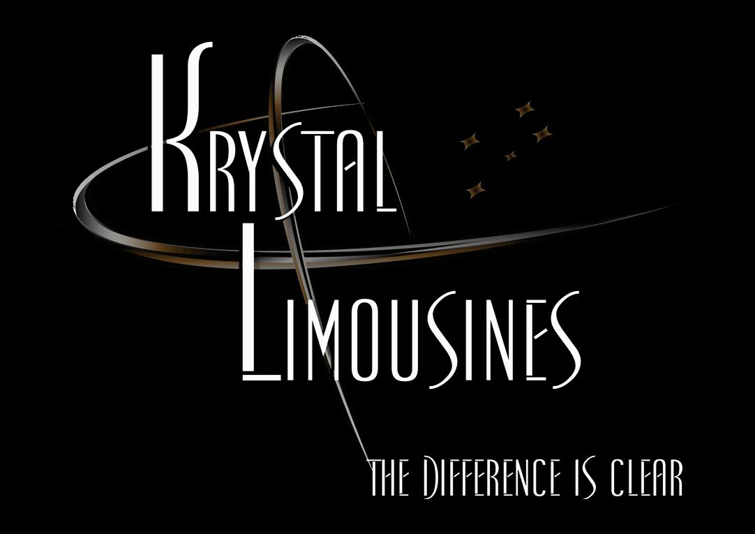 krystal limousines logo