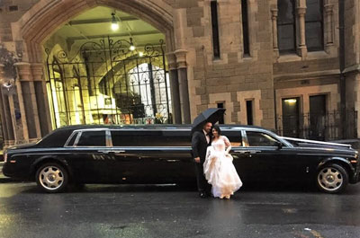wedding krystal limousines